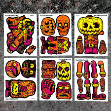 halloween island halloween cut out decorations 1 new colors