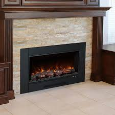 Electric Fireplace Insert Modern Flames Zcr Series Electric Fireplace Insert Reviews Wayfair