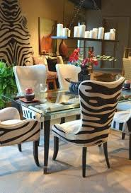 Zebra Dining Chairs Denmark Zebra Chair Set These Chairs Are The Not Really
