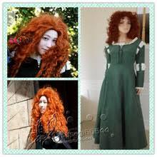 Merida Halloween Costume Princess Brave Merida Shopping Largest Princess