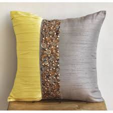 decorative throw pillow covers accent pillows couch cases 16x16