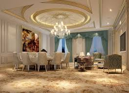 Elegant Dining Room Chandeliers 50 Stylish And Elegant Dining Room Ceiling Design Ideas In Modern