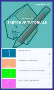 sketch up apk sketchup pro tutorials apk free education app for