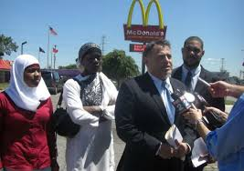 siege mcdonald muslims take siege of mcdonald s filming everything as they
