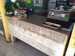 Diy Reception Desk Pallet Shop Counter Table 101 Pallets