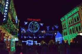 The Dancing Lights Of Christmas by The Osborne Family Spectacle Of Dancing Lights Are Back For 2015