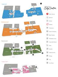The Avenues Mall Map Find A Store Edmonton City Centre