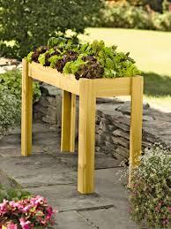 posh x elevated grow shelter mini greenhouse elevated cedar raised