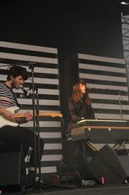 fake plastic tunes beach house live review twilight concert