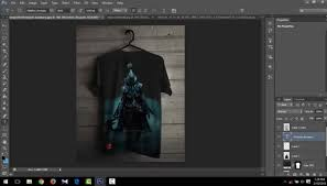cs6 design tutorial photoshop cs6 mockup design t shirt dota 2