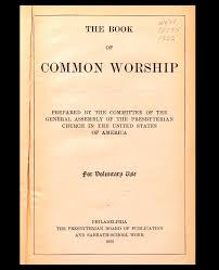 form and freedom henry and the 1906 book of common