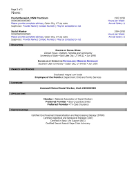 Rn Case Manager Resume Free Federal Resume Sample From Resume Prime