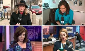dina bair age news reporters read out the tweets they received
