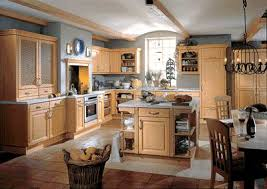 Kitchens With Light Cabinets More On Kitchen Cabinets