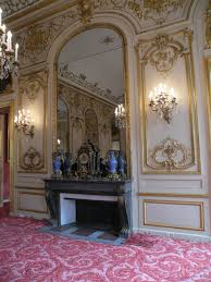 Interior Design Luxembourg Fireplace In The Grand Salon Of The Petit Luxembourg Palace