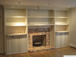Woodworking Plans Bookcase Free by Built In Bookshelves Plans Around Fireplace Woodworktips