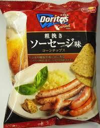gourmet sausage doritos gourmet sausage 80g x 1