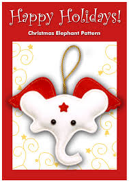 photo album collection sewing christmas ornaments pattern free