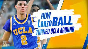 lonzo ball u0027s destiny with the lakers has come true sbnation com
