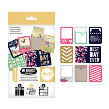 we r memory keepers albums r memory keepers albums made easy die cut cards and envelopes