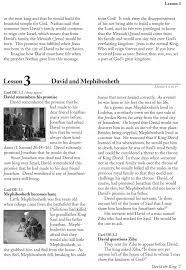 one stone biblical resources david the king david 3 a beka