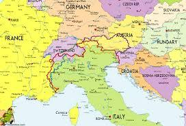 Map Of Munich Germany by Alpina