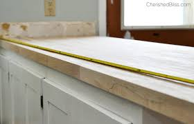 How To Install Butcher Block Countertops by Butchers Block Countertop English Country Style Kitchen With