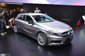 mercedes hatch amg mercedes a class hatchback rumored to come to u s