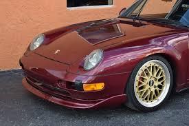 97 porsche 911 for sale 1997 porsche 911 993 2 rs tribute in miami florida 33126