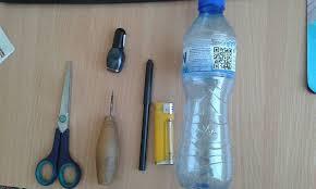 plastic bottle earrings diy earrings from a plastic bottle