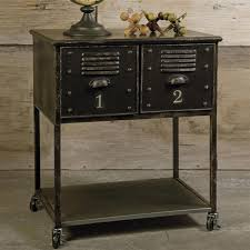 Metal Locker Nightstand Rolling Locker Cart Shades Of Light