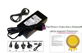amazon com hp power adapter for select hp printers 0957 2269