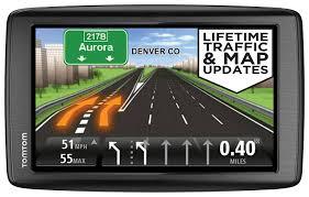 Tomtom Maps Free Download Usa by Amazon Com Tomtom Via 1605m Gps Navigator With Lifetime Maps