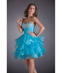 light blue formal dresses cute light blue a line princess sweetheart short mini organza prom