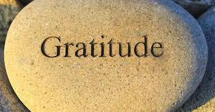 practicing gratitude on thanksgiving is a powerful for
