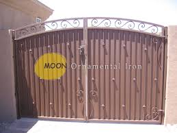 custom wrought iron company glendale arizona moon ornamental