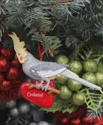 zz hh246 cockatiel ornament new items