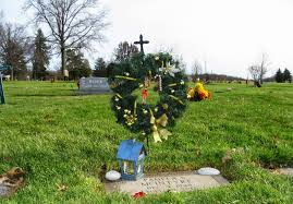 Cemetery Christmas Decorations Exploring Almost Forgotten Gravesites In The Great State Of Ohio 2014