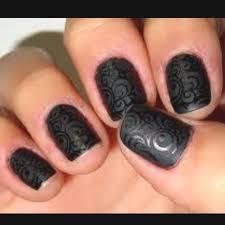 67 best nail art matte vs glossy images on pinterest make up
