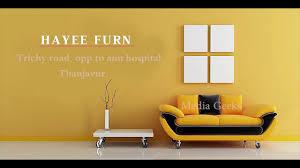 hayee furn furniture media geeks thanjavur youtube