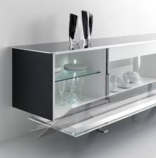Sideboard Modern Modern Book Shelves And Sideboards By Acerbis New For 2010