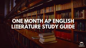 one month ap english literature study guide albert io