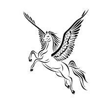 45 best small pegasus tattoos images on pinterest pegasus tattoo