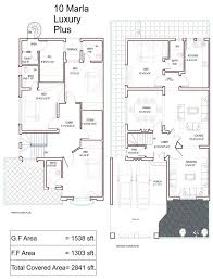 Small 5 Bedroom House Plans 10 Marla House Plan 5 Bedroom Arts