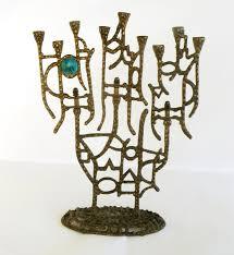 vintage menorah 42 best stunning menorahs images on menorah hanukkah