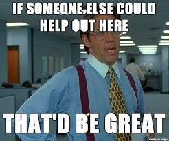 Meme Group - how i feel when giving a group presentation meme on imgur