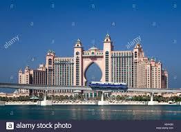 hotel palm atlantis stock photos u0026 hotel palm atlantis stock