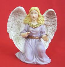 home interiors 56049 angel 2003 nativity set o come let us adore