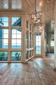 Windows To The Floor Ideas White Brick On The Interior Yes Black Windows Chevron Floor
