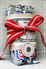 Homemade Gifts For Friends by Favorite Candy U0026 Cash Fun Gift For The Hard To Buy For Teen